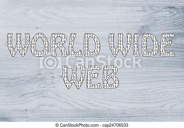 World Wide Web and Internet Cartoons