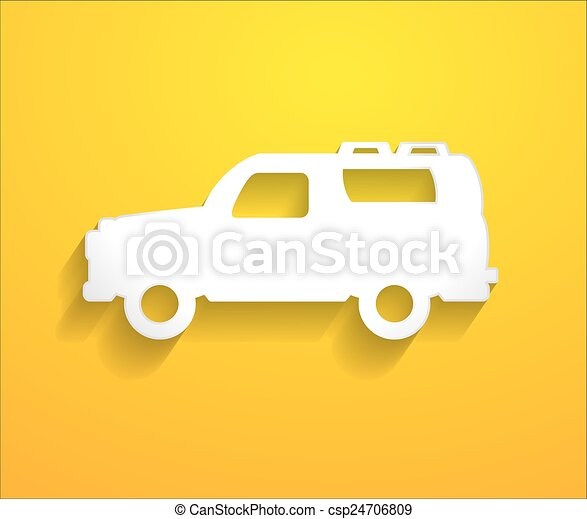 Jeep Side View Drawing Side View Jeep Vector Shape