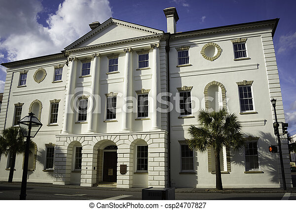 歴史的, 裁判所 - csp24707827