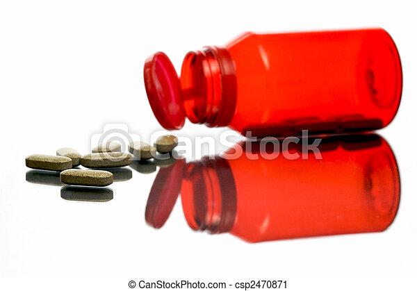 Vitamins - csp2470871