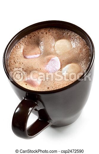 Hot Chocolate - csp2472590