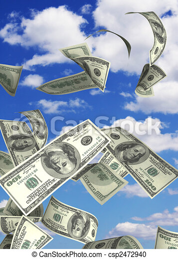 Financial losses - csp2472940