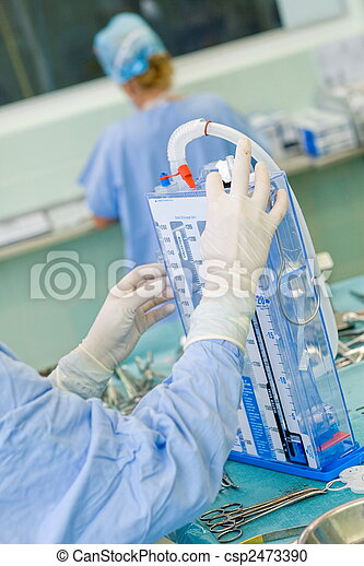 Medical equipment - csp2473390