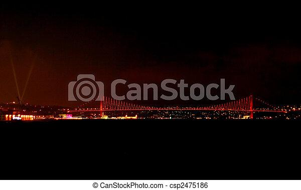 Bosporus Bridge - csp2475186