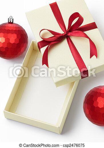 christmas gift - csp2476075