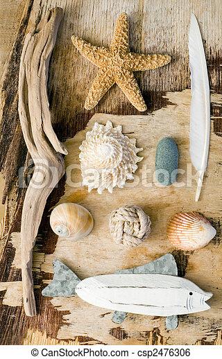 maritime Collage - csp2476306