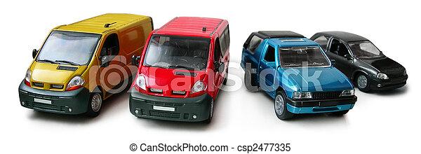 Car models - various automobiles - csp2477335