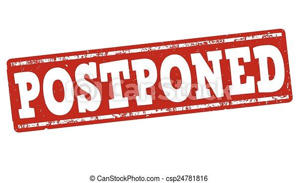 postpone deutsch