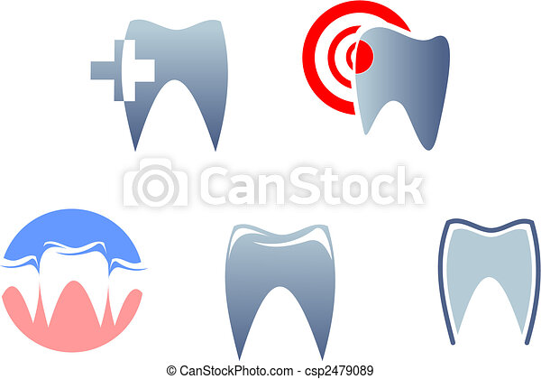 Dental signs - csp2479089