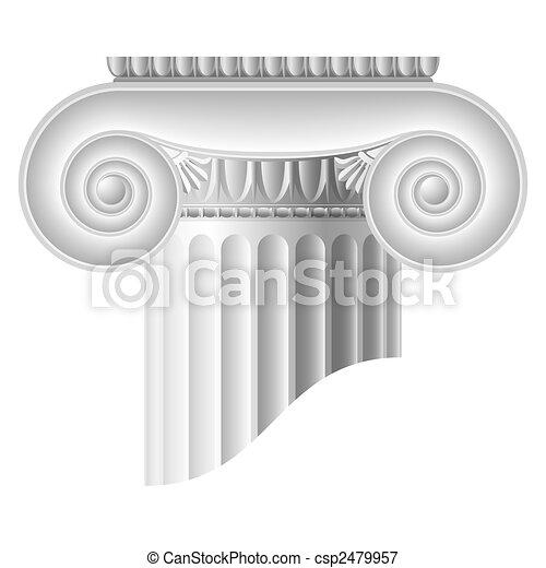 Ionic column - csp2479957