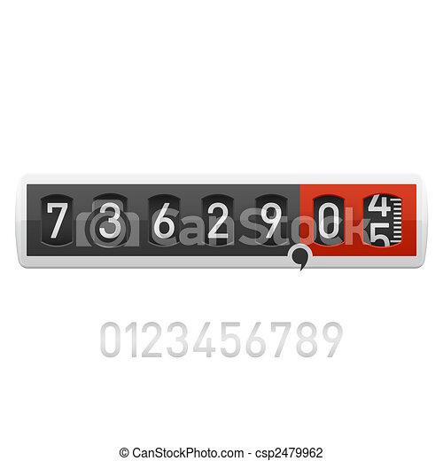 Counter - csp2479962