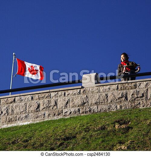Tourism Canada - csp2484130