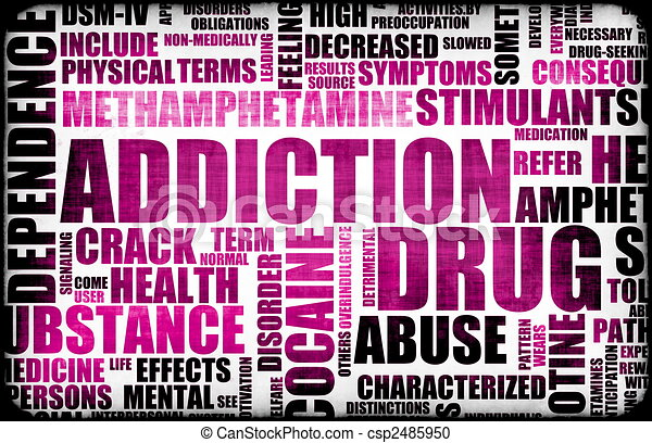 Drug Addiction - csp2485950