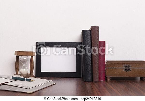 Black Image Frame