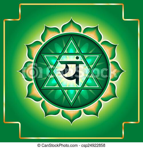 Chakra Anahata - csp24922858