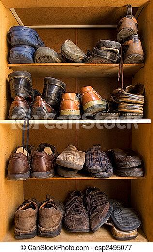 Shoes box - csp2495077