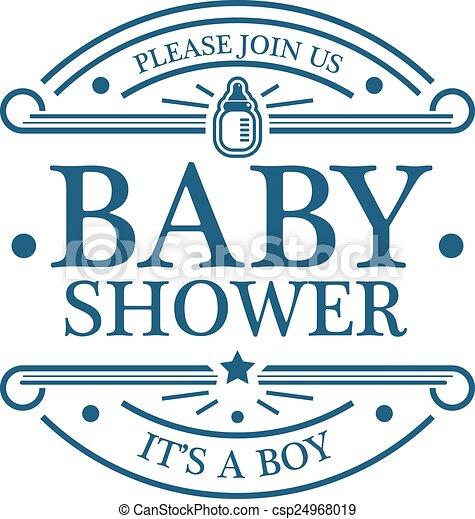 Baby Shower Invitation Clip Art Free is amazing invitation sample