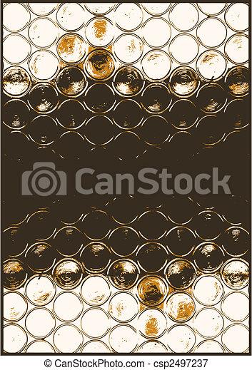 Circles gradient - csp2497237