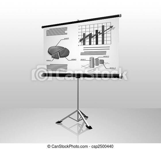 conference screen - csp2500440