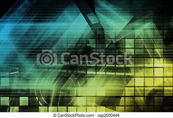 Virtual Technology - csp2500444