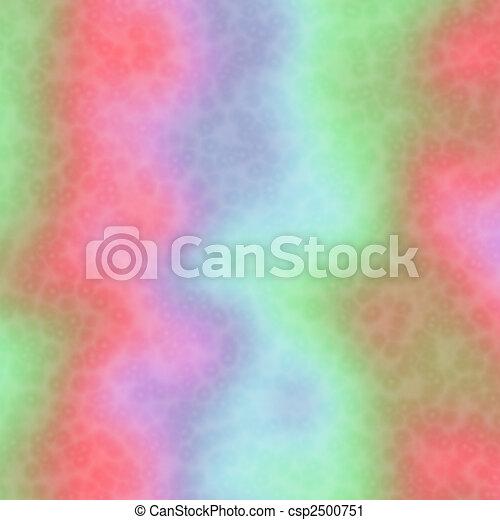 Tie dye pattern - csp2500751