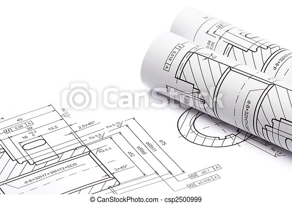 Engineering blueprints - csp2500999