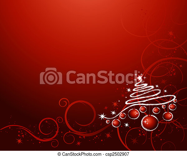 Christmas background - csp2502907