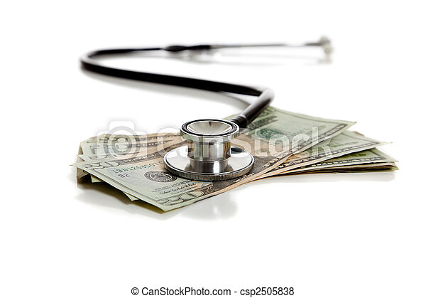 Health Care Cost - csp2505838