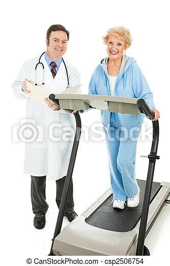 Senior Fitness - Medically Supervised - csp2506754