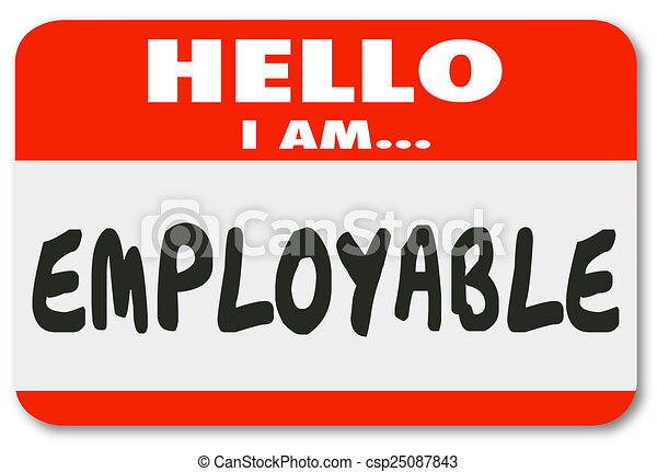 A critical verification of employable skills