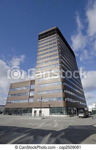 Modern architecture, tower - csp2509081