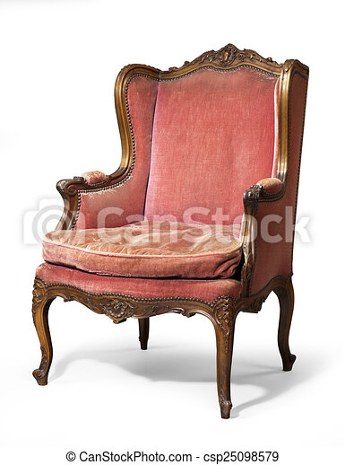 Image Result For Small Antique Wingback Chair
