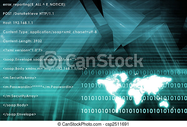 Welt, Kommunikation - csp2511691
