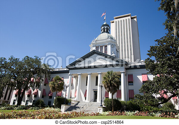 Florida Capital - csp2514864