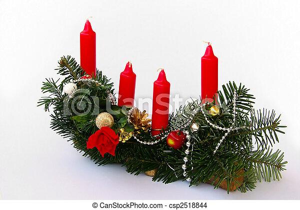 advent wreath 23