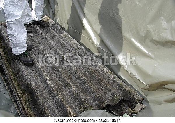 asbestos 01 - csp2518914