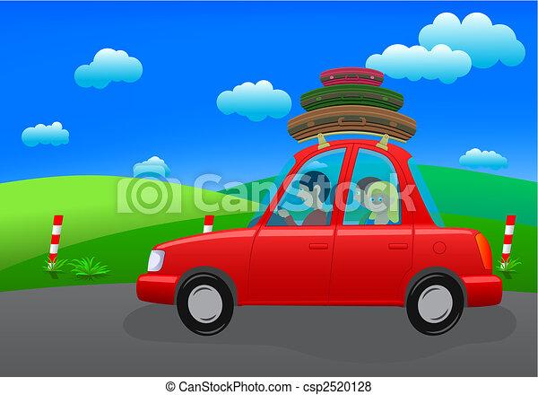 trip) - stock illustratie, royalty-vrije illustraties, stock clip art ...