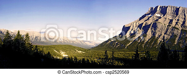 banff valley - csp2520569