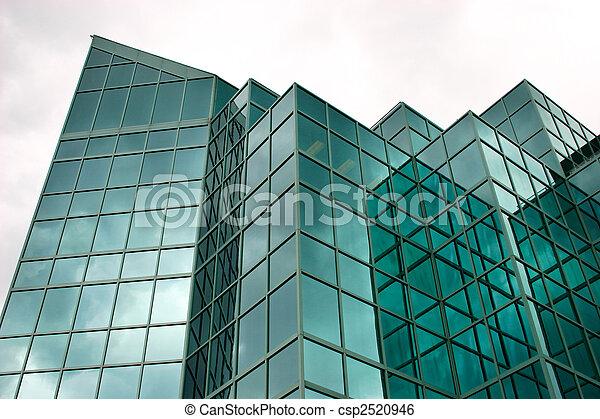 Modern Office Building - csp2520946