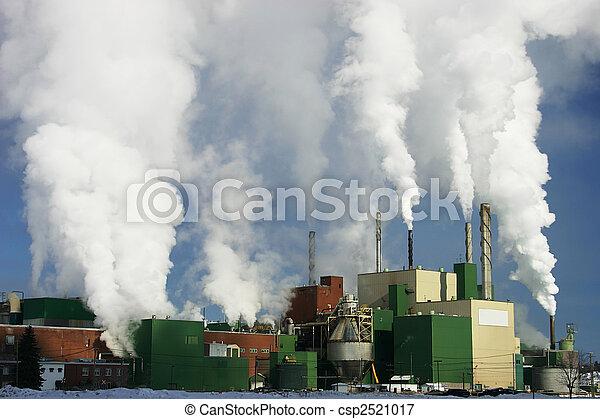 Paper Mill 2 - csp2521017