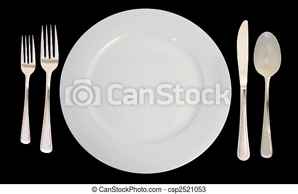 Place Setting - csp2521053