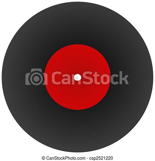 music disk - csp2521220
