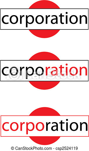 Vector Corporation Logo - csp2524119