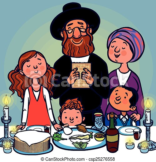 Seder Illustrations and Clipart. 300 Seder royalty free ...