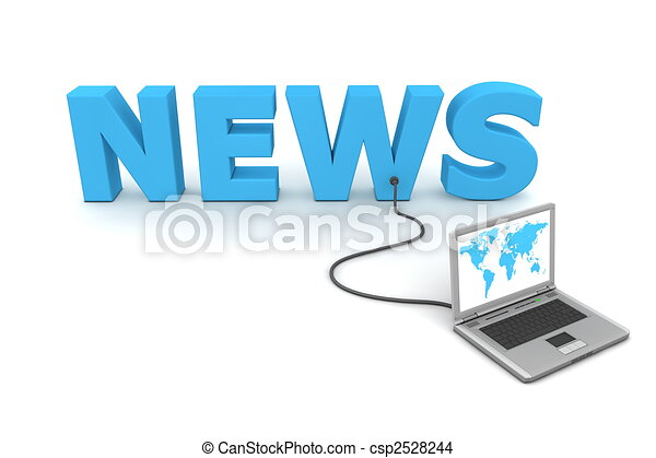 Wired to News - csp2528244