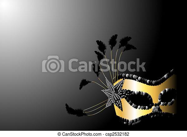 Carnival Mask - csp2532182