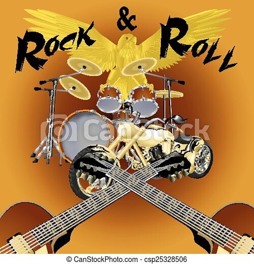 ... rockrock and roll drum kit with bike and roll drum kit with bike