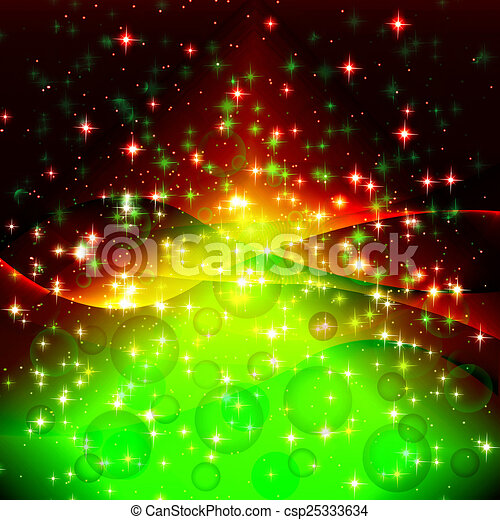 abstract red background - csp25333634