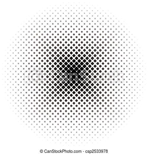 halftone dot - csp2533978