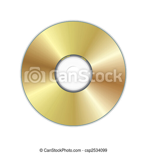 compact disc - csp2534099